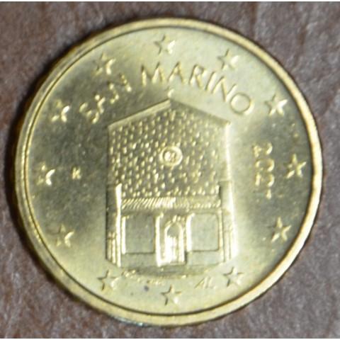 10 cent San Marino 2021 (UNC)
