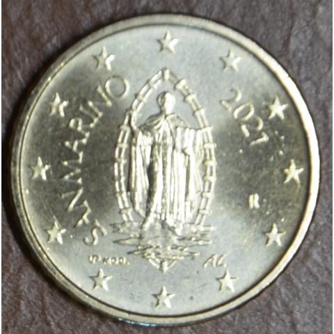 50 cent San Marino 2021 (UNC)