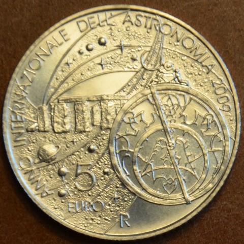 5 Euro San Marino 2009 - Astronomia (BU)