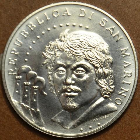 5 Euro San Marino 2010 - Caravaggio (BU)