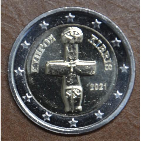2 Euro Cyprus 2021 (UNC)