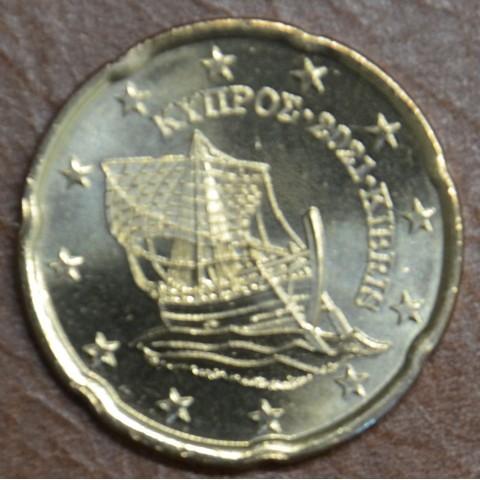 20 cent Cyprus 2021 (UNC)