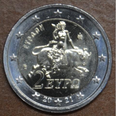 2 Euro Greece 2021 (UNC)
