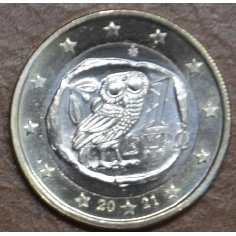1 Euro Greece 2021 (UNC)