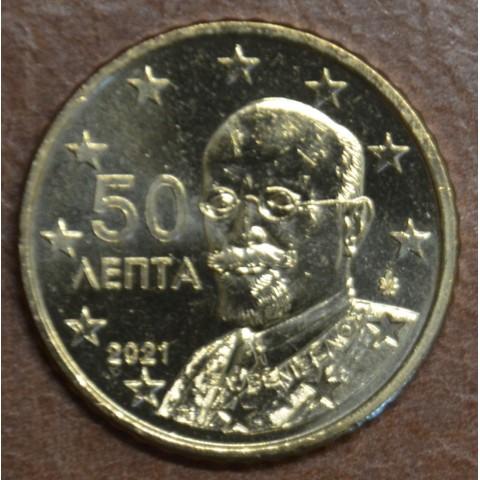 50 cent Greece 2021 (UNC)
