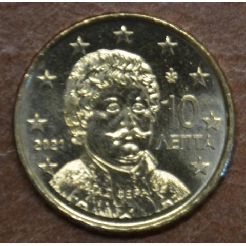 10 cent Greece 2021 (UNC)