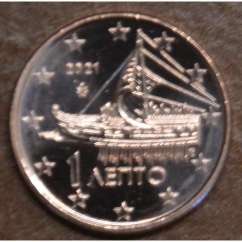 1 cent Greece 2021 (UNC)