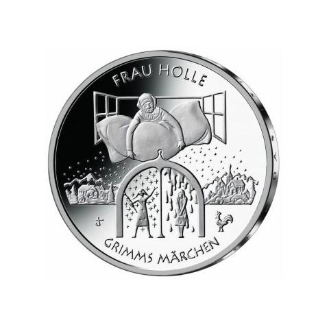 20 Euro Germany 2021 - Frau Holle (UNC)