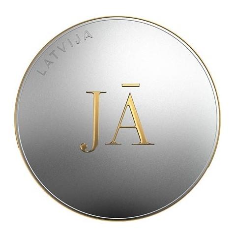 5 Euro Latvia 2021 - Yes or yes (Proof)