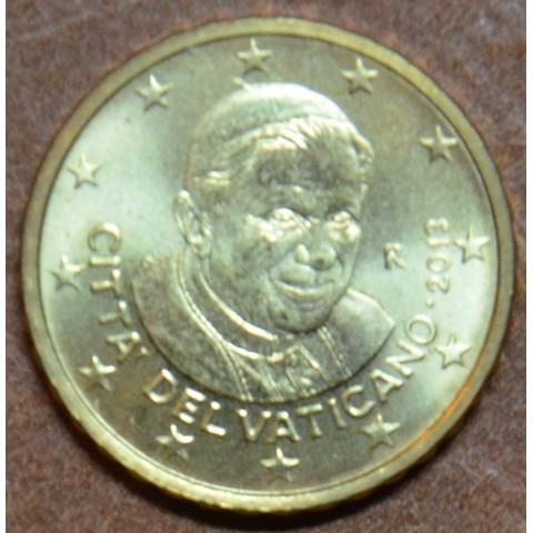 10 cent Vatican 2013 (BU)