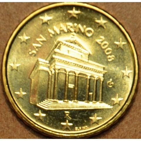 10 cent San Marino 2008 (UNC)