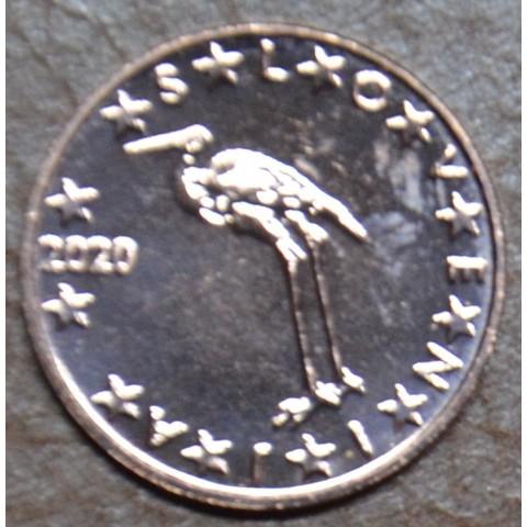 1 cent Slovenia 2020 (UNC)