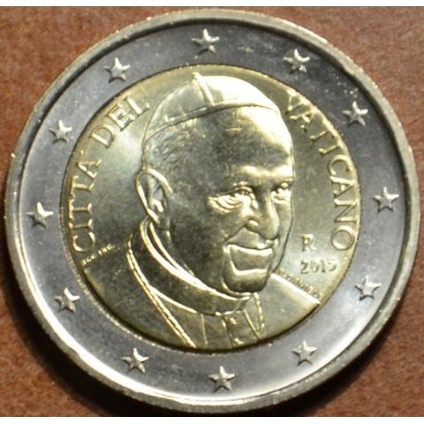 2 Euro Vatican 2015 (BU)