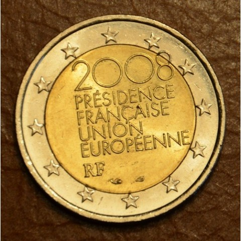 2 Euro France 2008 - French Presidency of the Council of the European Union (UNC)