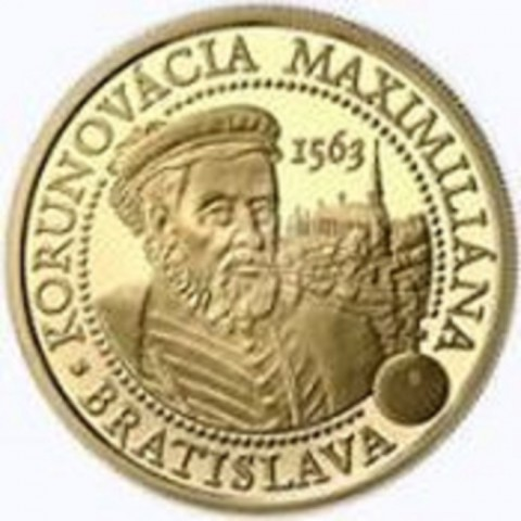100 Euro Slovakia 2013 - Maximilian (Proof)