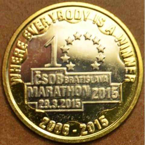 Token Slovakia 2015 - Marathon of Bratislava
