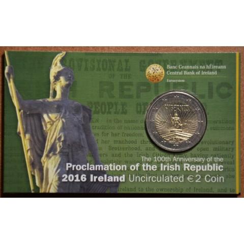 2 Euro Ireland 2016 - 100 years of Easter Rising (BU)
