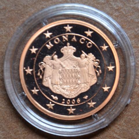 2 cent Monaco 2006 (Proof)
