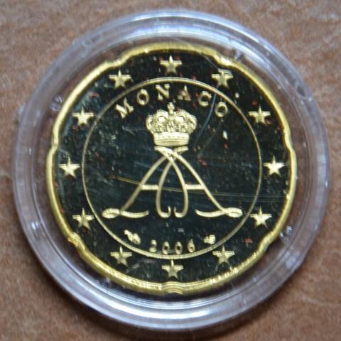 20 cent Monaco 2006 (Proof)