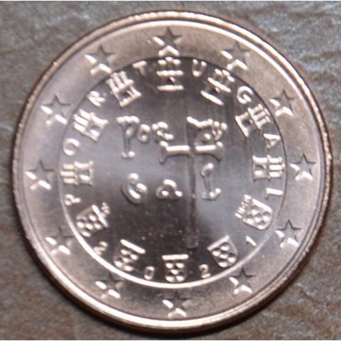 2 cent Portugal 2021 (UNC)