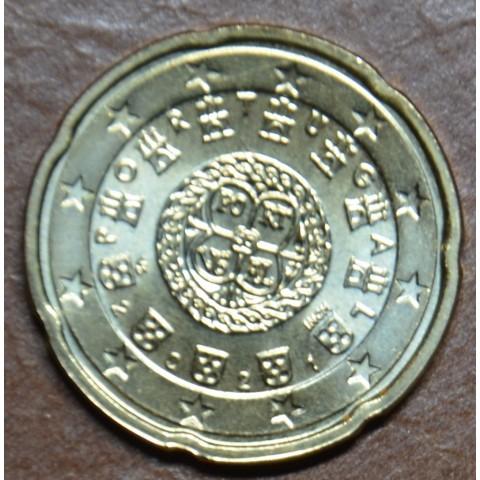 20 cent Portugal 2021 (UNC)