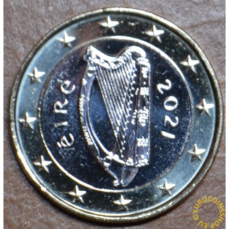 1 Euro Ireland 2021 (UNC)