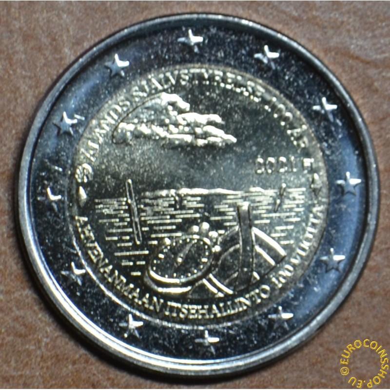 2 Euro Finland 2021 - Åland (UNC)