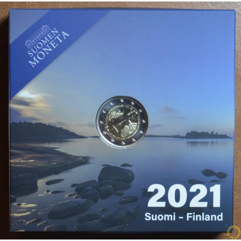 2 Euro Finland 2021 - Åland (Proof)