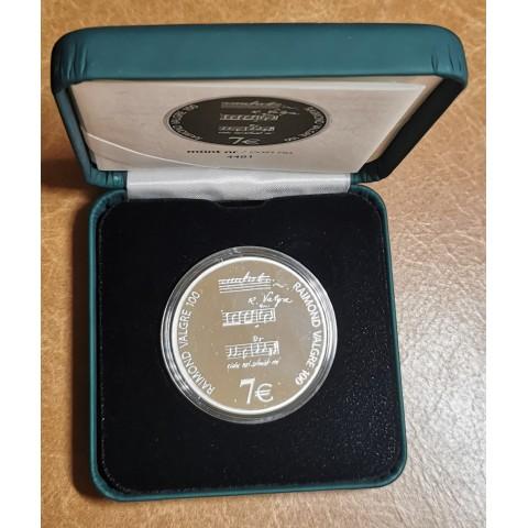 7 Euro Estonia 2013 - Raimond Valgre (Proof)