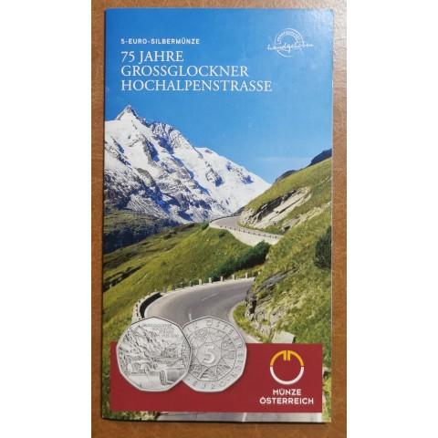 5 Euro Austria 2010 Grossglockner (BU)