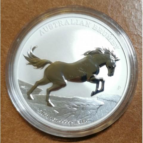 1 dollar Australia 2021 - Brumby (1 oz. Ag)