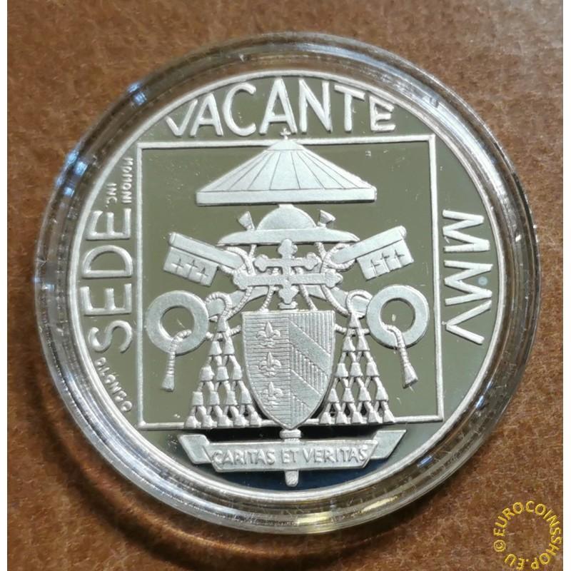 5 Euro Vatican 2005 Sede vacante (Proof)