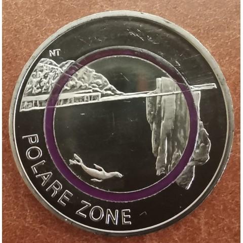 "5 Euro Germany ""D"" 2021 Polar Zone (UNC)"