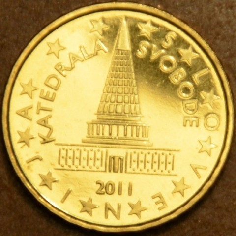 10 cent Slovenia 2011 (UNC)