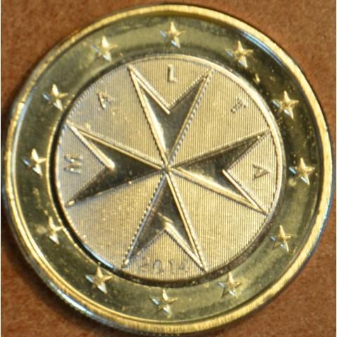 1 Euro Malta 2014 (UNC)