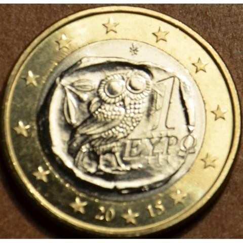 1 Euro Greece 2015 (UNC)
