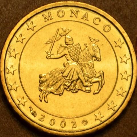 50 cent Monaco 2002 (UNC)