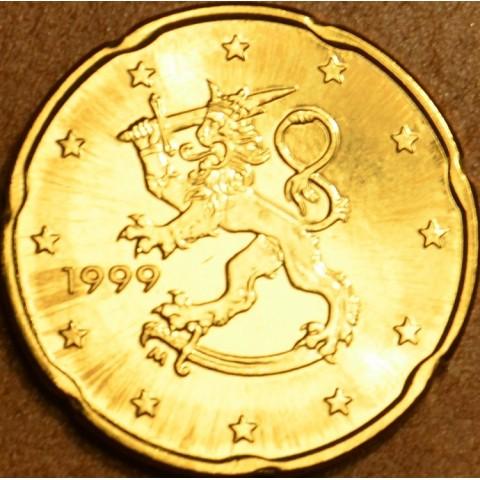 20 cent Finland 1999 (UNC)