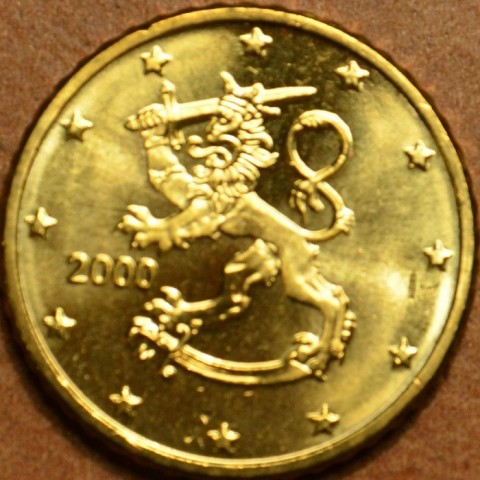 50 cent Finland 2000 (UNC)