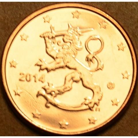 2 cent Finland 2014 (UNC)