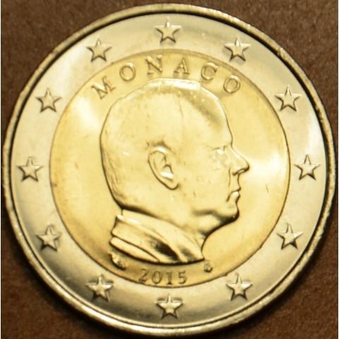 2 Euro Monaco 2015 (UNC)