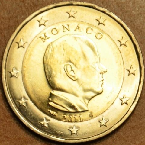 2 Euro Monaco 2011 (UNC)