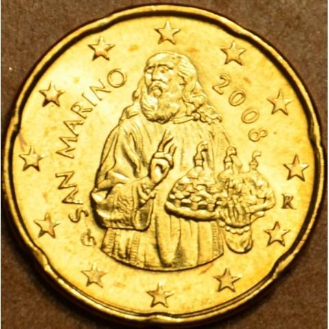20 cent San Marino 2008 (UNC)