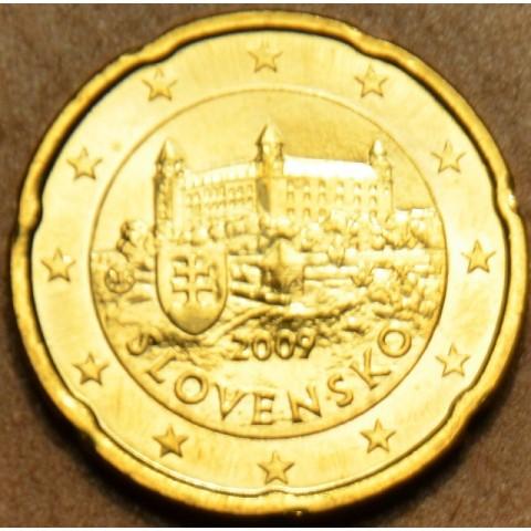 20 cent Slovakia 2009 (UNC)