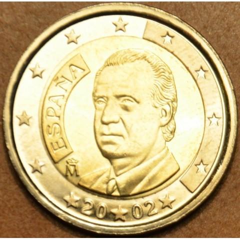 2 Euro Spain 2002 (UNC)