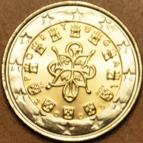 2 Euro Portugal 2005 (UNC)