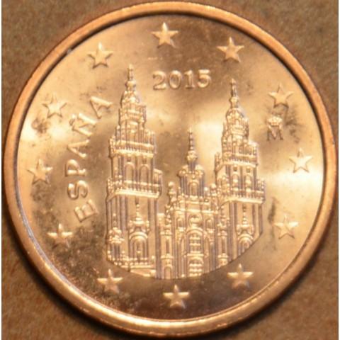 5 cent Spain 2015 (UNC)