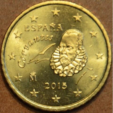 50 cent Spain 2015 (UNC)