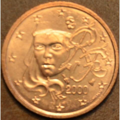 2 cent France 2000 (UNC)