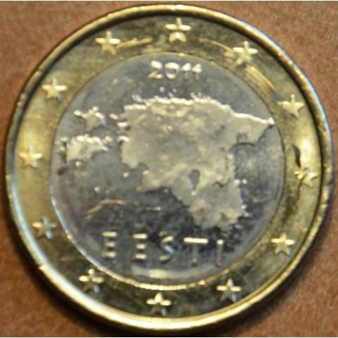 1 Euro Estonia 2011 (UNC)